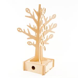 Kigumi accessory tree