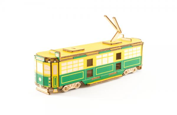 Kigumi Melbourne tram