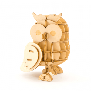 Kigumi owl