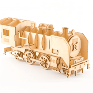 Kigumi locomotive