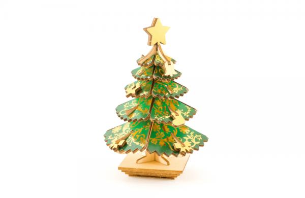 Kigumi christmas tree
