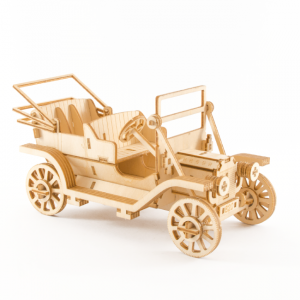Kigumi classic car