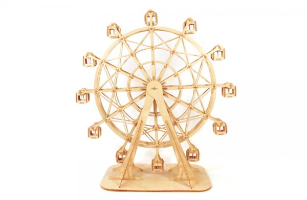 Kigumi ferris wheel