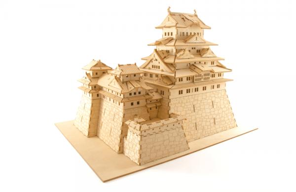 Kigumi hemeji castle