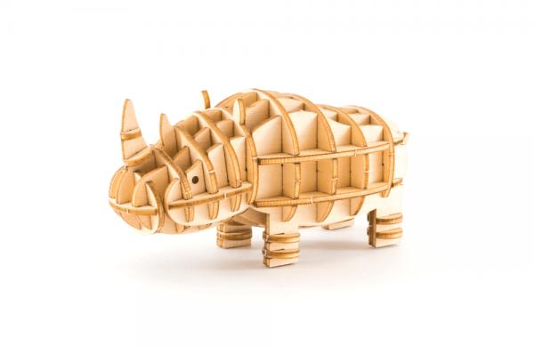 Kigumi rhinoceros