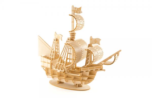 kigumi sailing ship